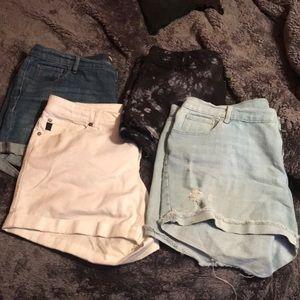 Size 16 Jean short bundle!